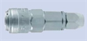 Picture of One Touch Swivel Compression Coupling   3/8""