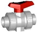 """Picture of CPVC/FPM Ball Valve 546 . 2""""DN50"""