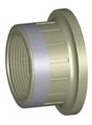 "Picture of PP-H Valve End   3/4""DN20"