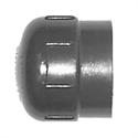 """Picture of PVCU CAP  SCH80 SOCKET:   1"""""""