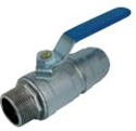 """Picture of Ball Valve    INBV25-3/4:      25 x 3/4"""""""
