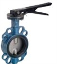 Picture of Ø110 Butterfly Valve   INBV110.         110mm