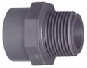Picture of PVCU Adaptor  Bush Equal  PN15 ::2""