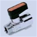"""Picture of Male/Female 3: Ball Valve   3/4"""""""